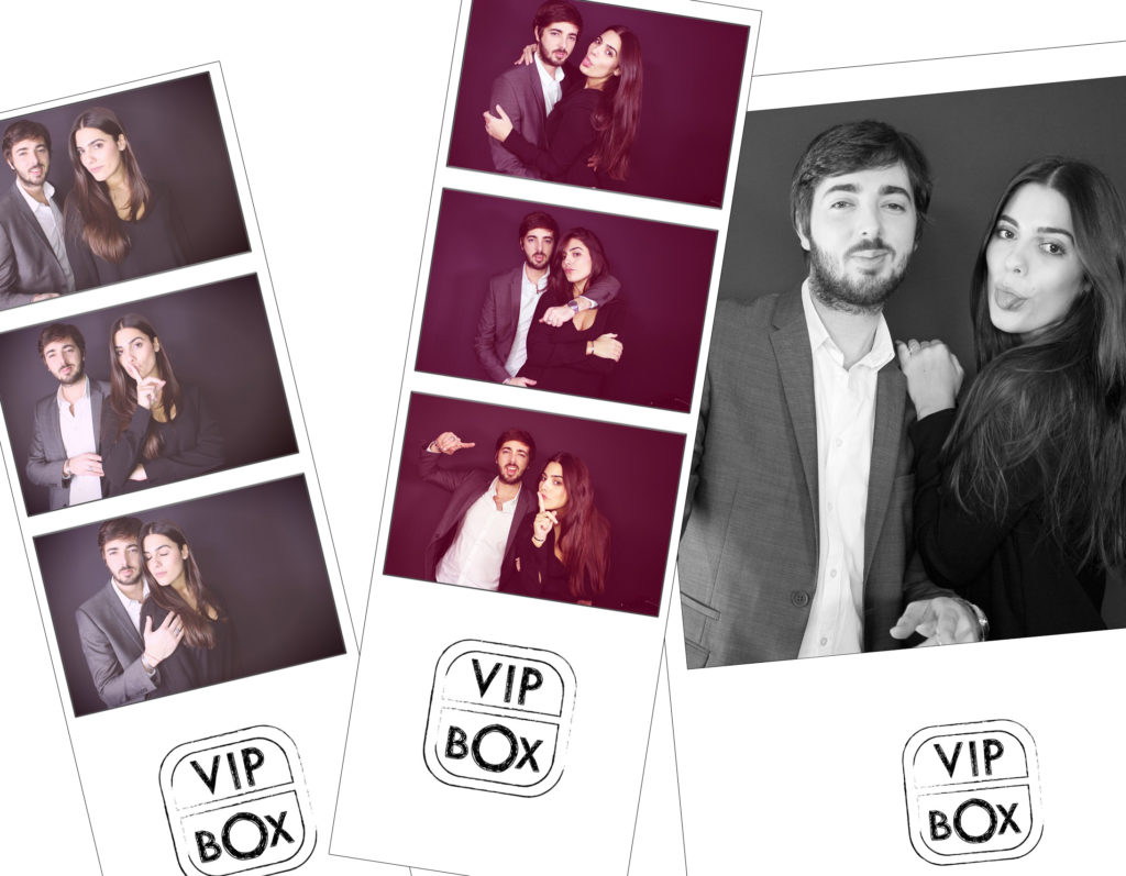 VIPBOX - selfie Box