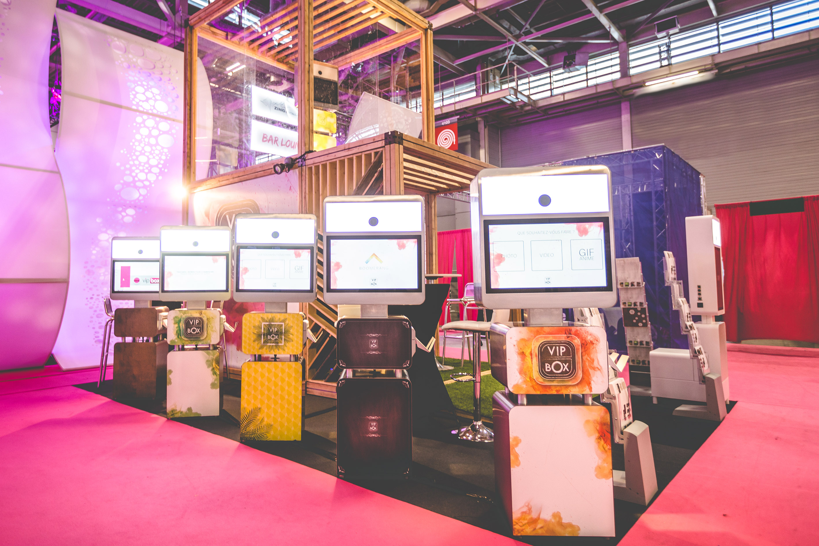 VIP box photobooth & animations photo - cabine photo - borne ... Vip Box Wiring Diagram on