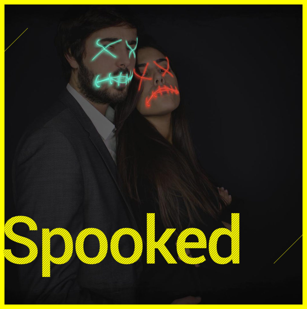 Photobooth Snapchat VIPBOX - Spooked