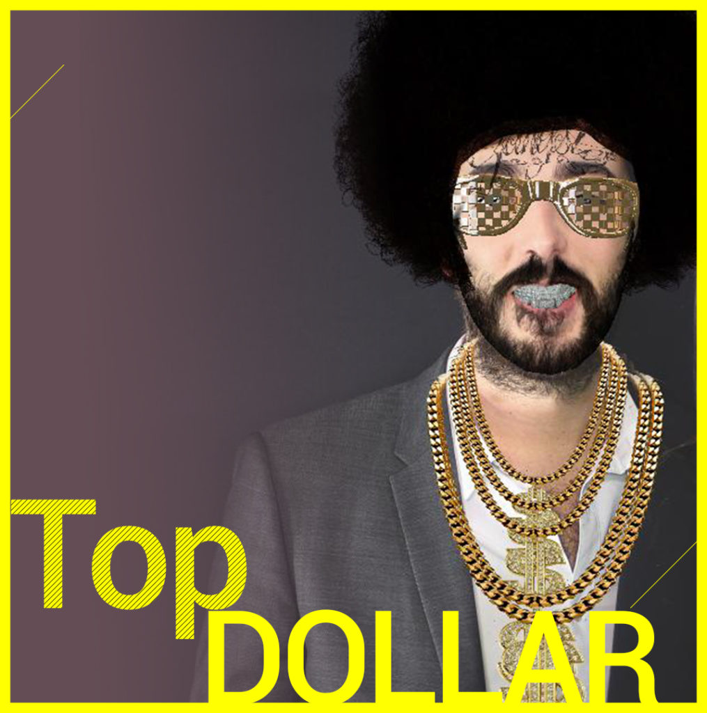 Photobooth Snapchat VIPBOX - Top Dollar