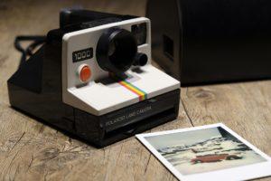 animation polaroid vip box