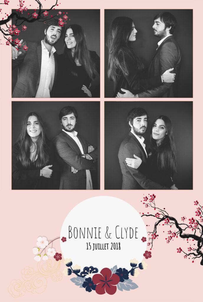 borne photomaton mariage