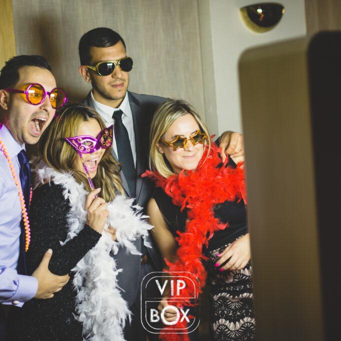 location vip box mariage