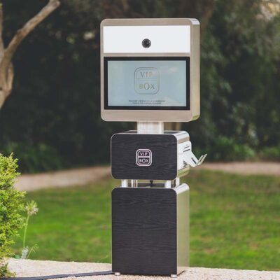 personnalisation photobooth pro