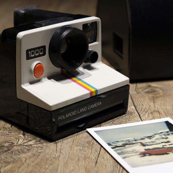 polaroid vip box