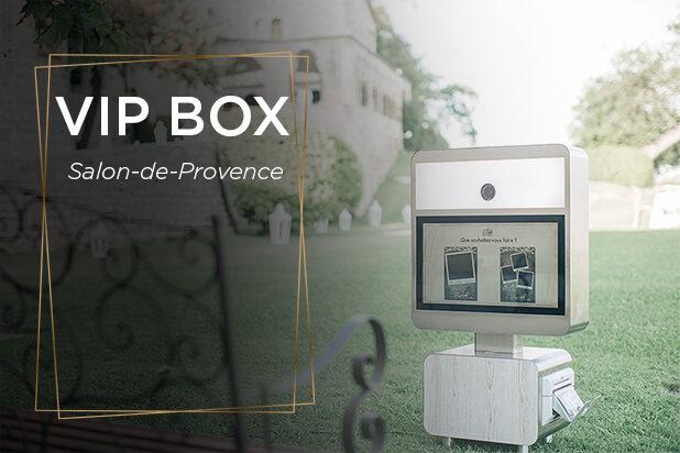 borne photo Salon-de-Provence