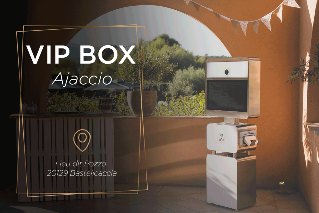 location photobooth ajaccio