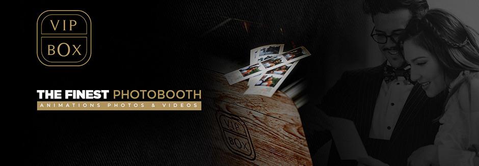 VIP box – photobooth & animations photos
